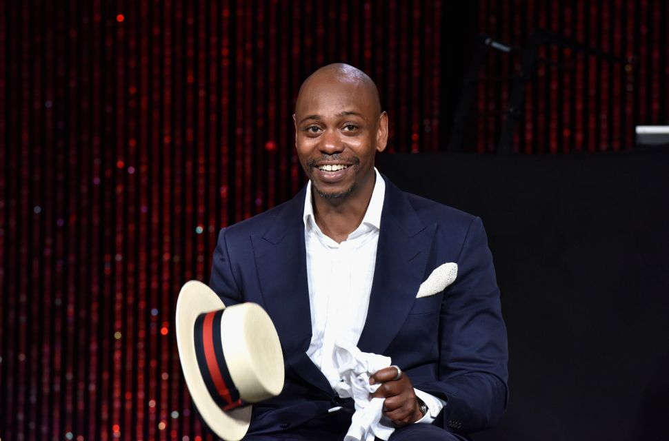 Dave Chappelle Defends Trump, Rips Clinton: 'She's Not Right and We All Know It'
