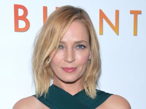 Uma Thurman has parted ways with the key to Gramercy Park.