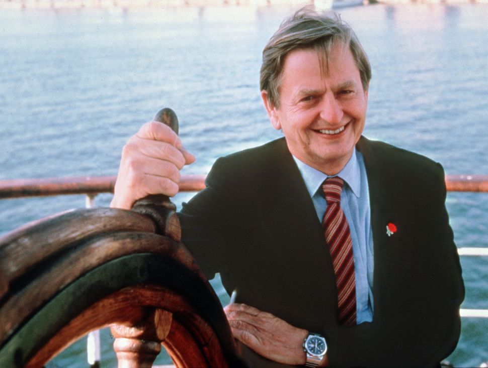 Who Murdered Olof Palme?