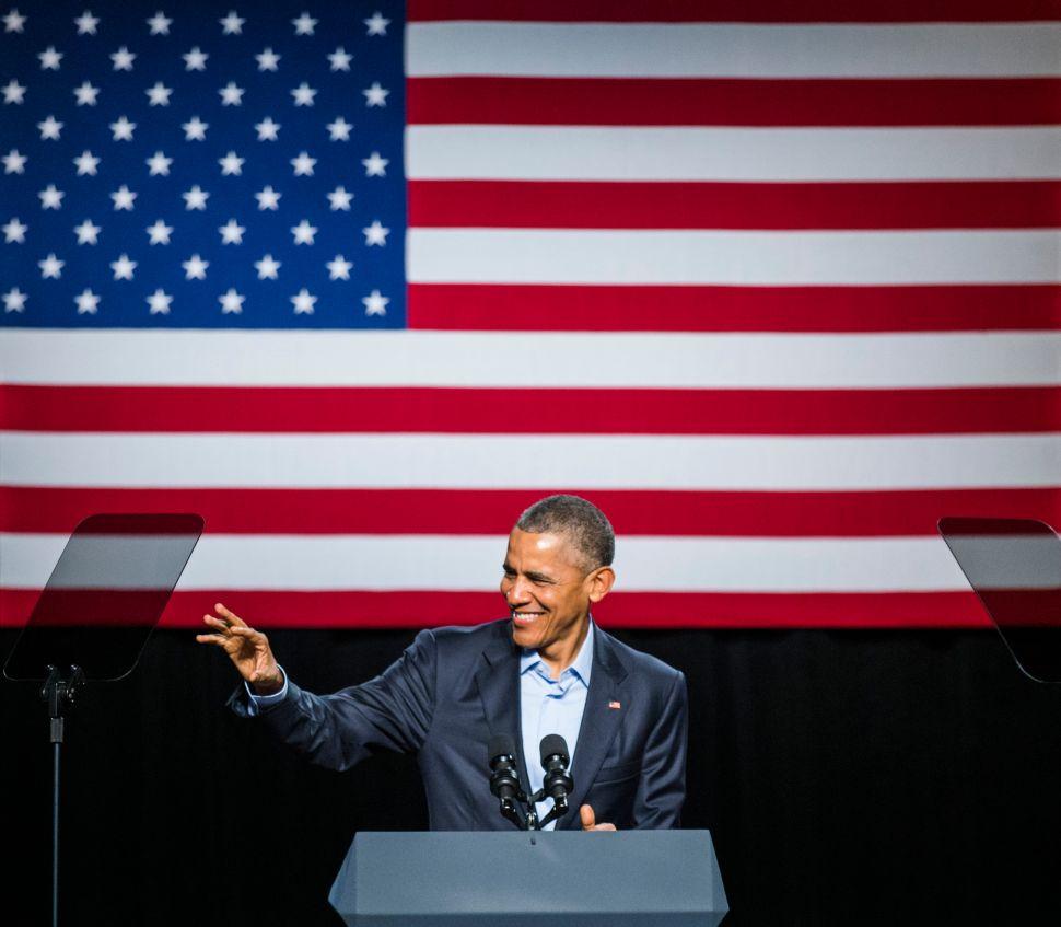 Obama Admin Wants Clinton Surrogate as New DNC Chair