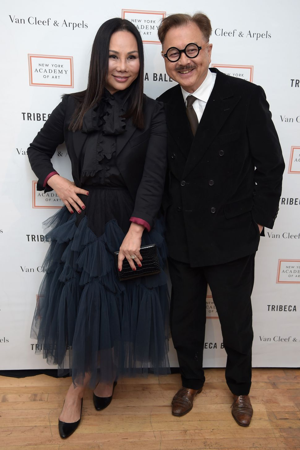Michael Chow and Eva Chun Chow Just Bought a $5.77M Penthouse