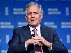 Les Moonves is accused of sexual misconduct and perpetuating a toxic corporate culture at CBS in a New Yorker story by Ronan Farrow.