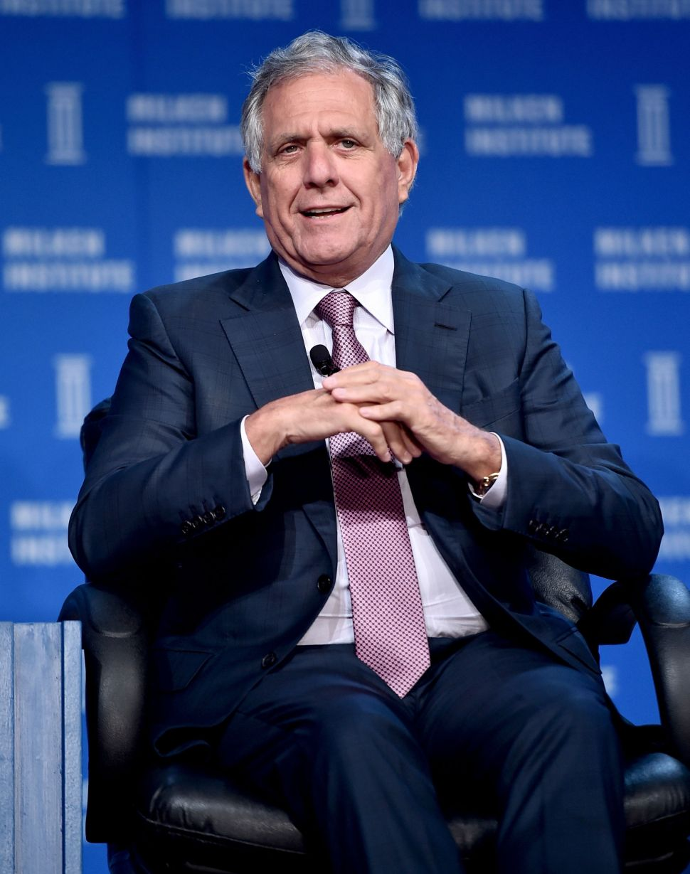 Les Moonves Scandal Shows CBS Company Culture Was Rotten From the Top Down