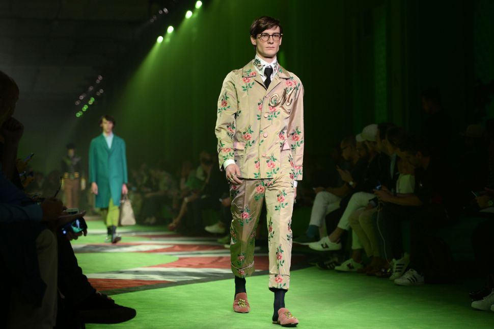 Gucci Nails Yet Another Trend: Sustainability
