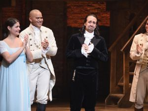 You're gonna make Lin-Manuel cry with all these videos, guys.