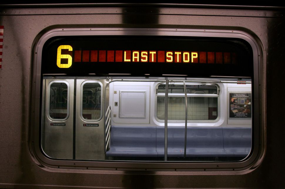 MTA Chairman Says He's 'All Ears' for De Blasio at Unveiling of Subway Plan