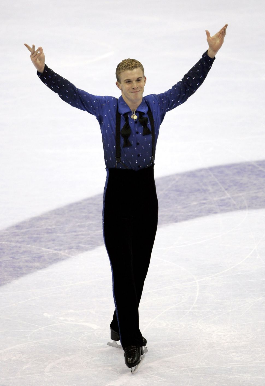 Olympic Medalist Timothy Goebel Skates Over to Upper West Side