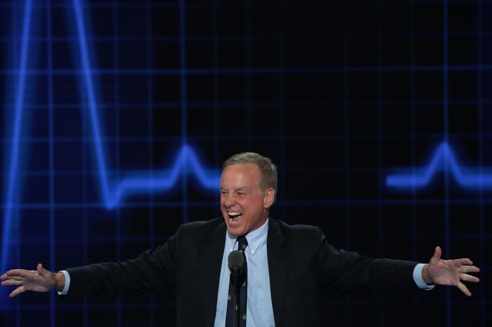 Clinton Wounded the Party, Now Howard Dean Wants to Kill It