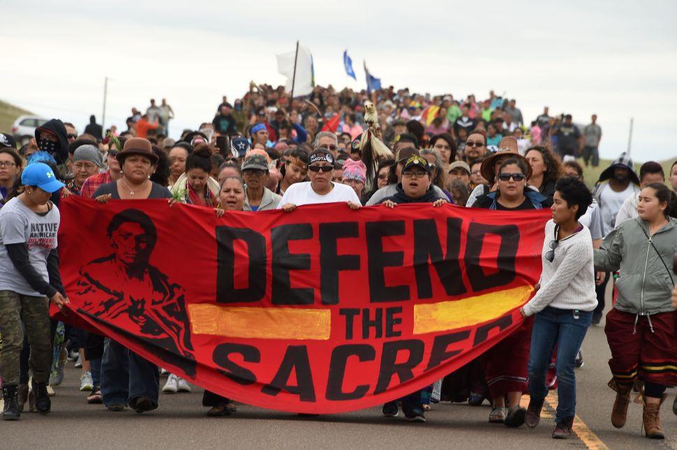 CNN, Mainstream TV News Continues Ignoring Dakota Access Pipeline