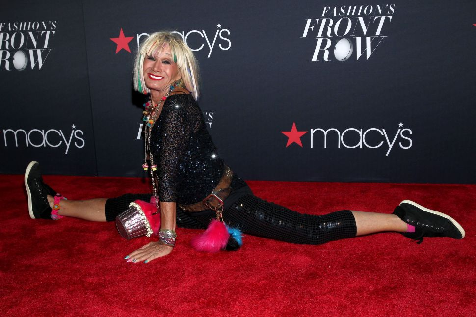 Betsey Johnson Splits From Playful Condo