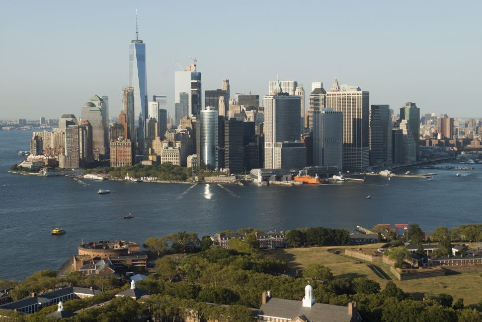 Nexit: A Call for New York City to Secede From the Union