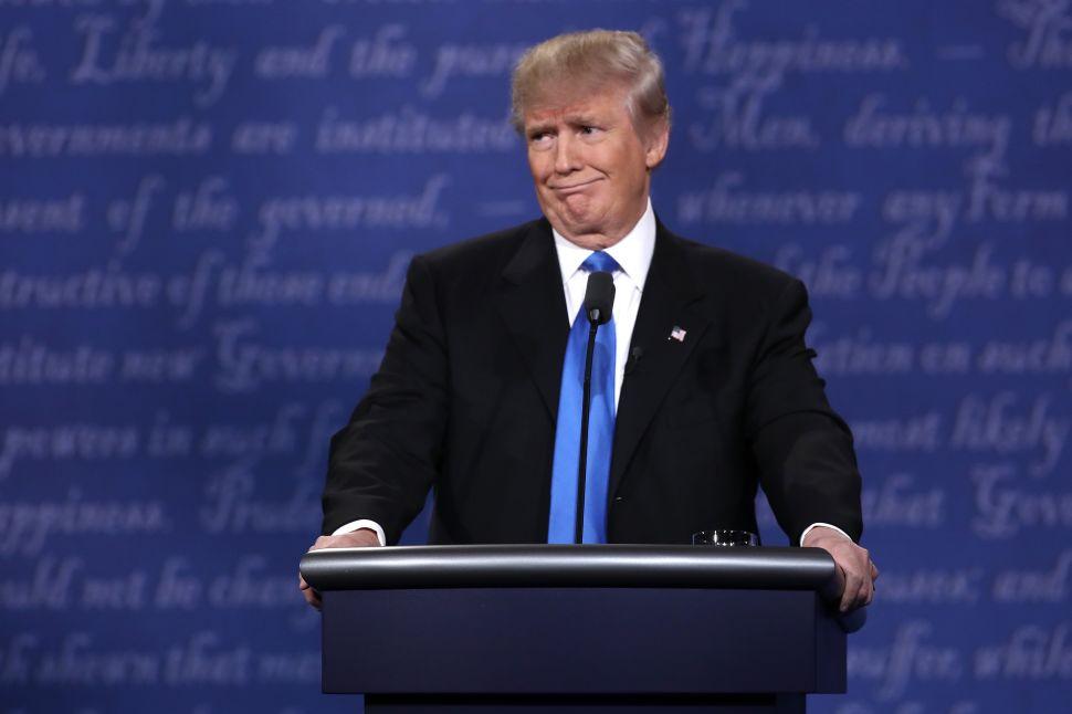 FDU Poll: N.J. Residents Feel Both 'Hope' and 'Disgust' Ahead of Trump Presidency
