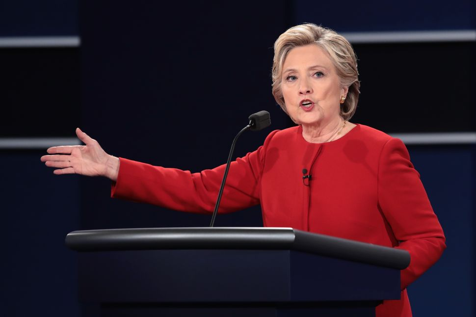Hillary Clinton Lifts Line from Right-wing Senate Candidate Craig James