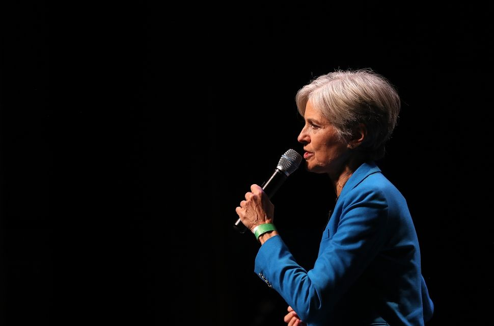 Jill Stein Says Midwest Recounts for Communities 'Shafted Through Electoral Racism'