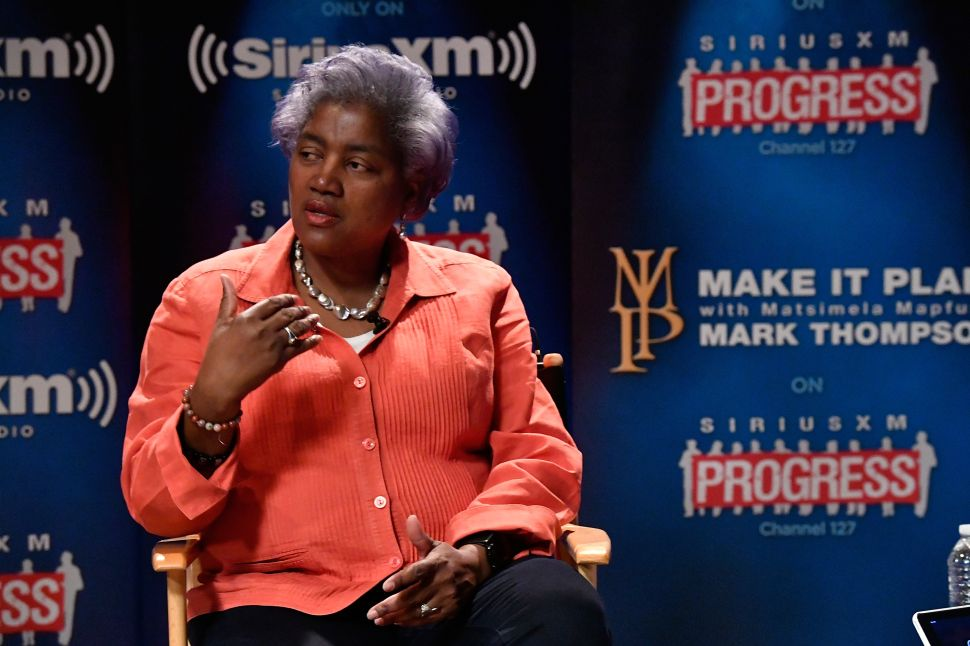 DNC Should Join CNN in Severing Ties With Donna Brazile