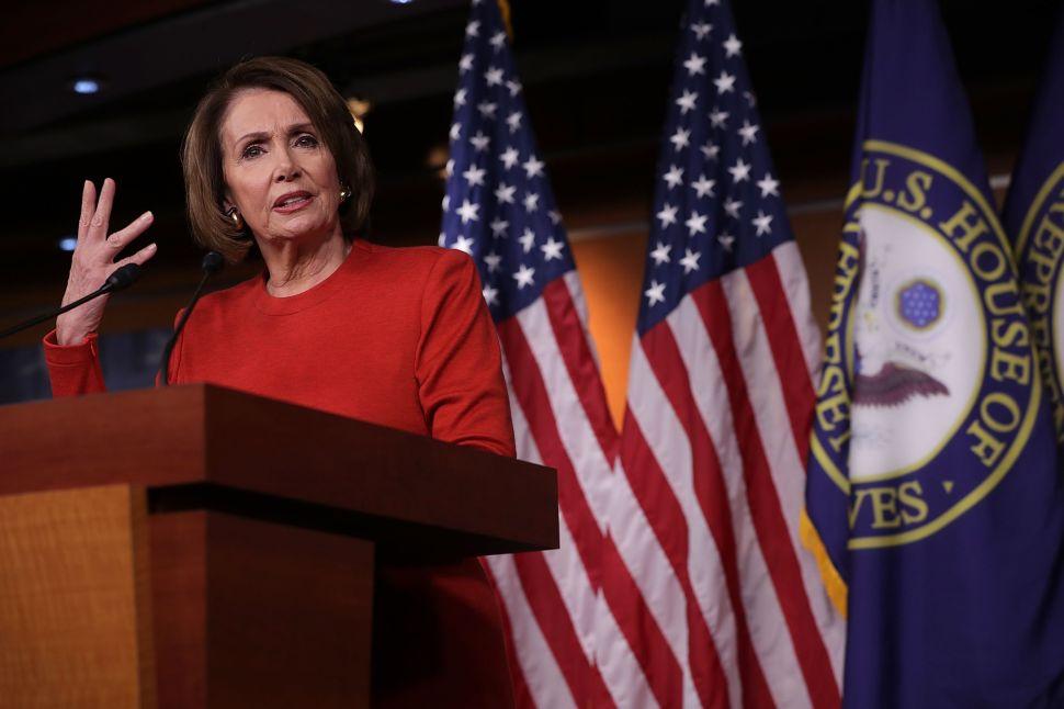 Republican House Majority Is Safe as Long as Nancy Pelosi Leads Dems