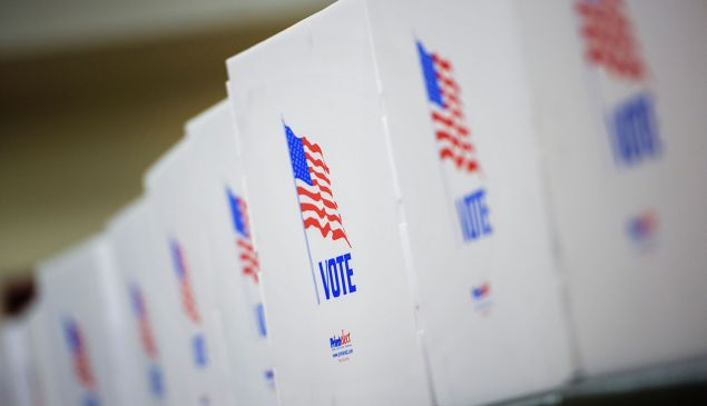 Get out and vote this Election Day, Nov. 8