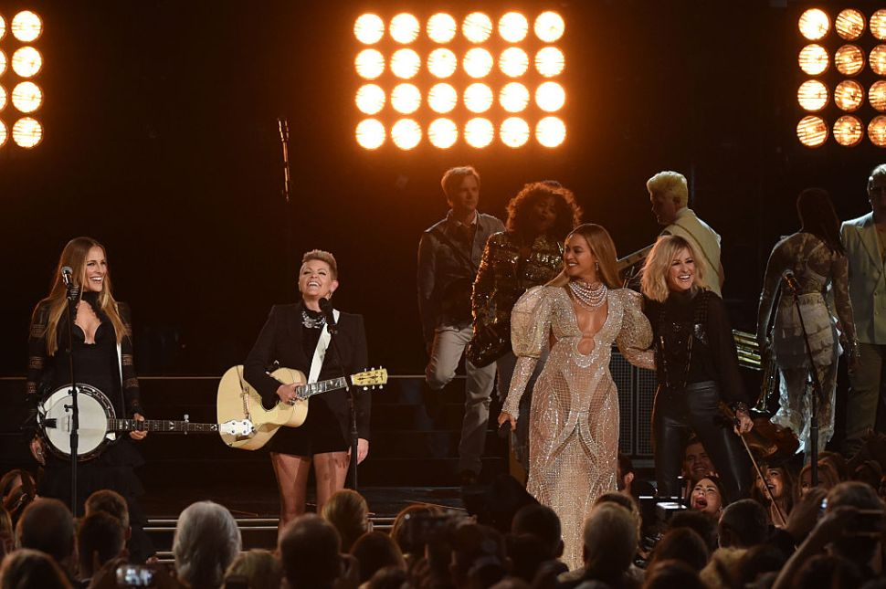 The Beyoncé Backlash at the CMA Awards Is Uncalled For