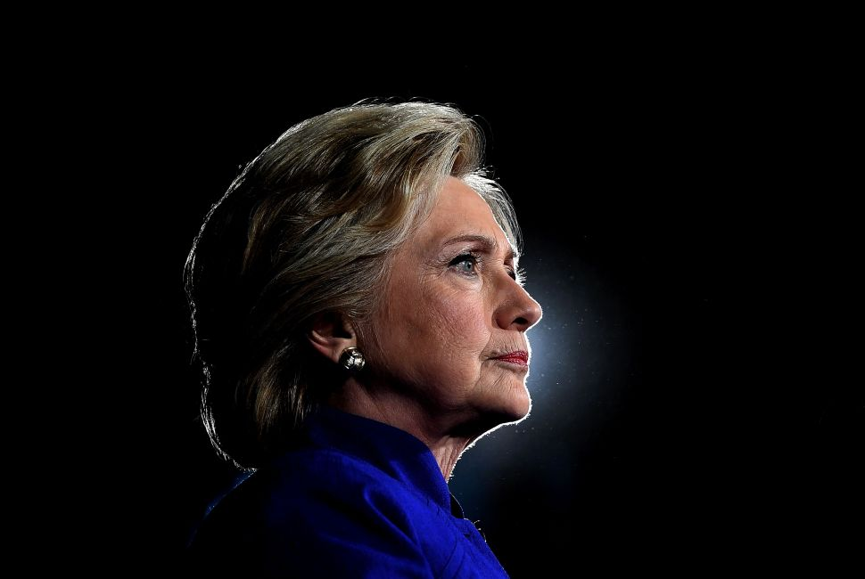 What Would It Take to Turn This Clinton Ship Around?