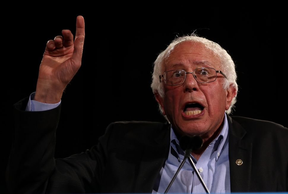 Only Bernie Sanders Can Save the Democratic Party Now