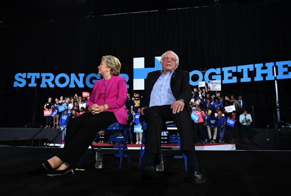 Bernie Sanders' Presidential Run Was Sabotaged by Fake News