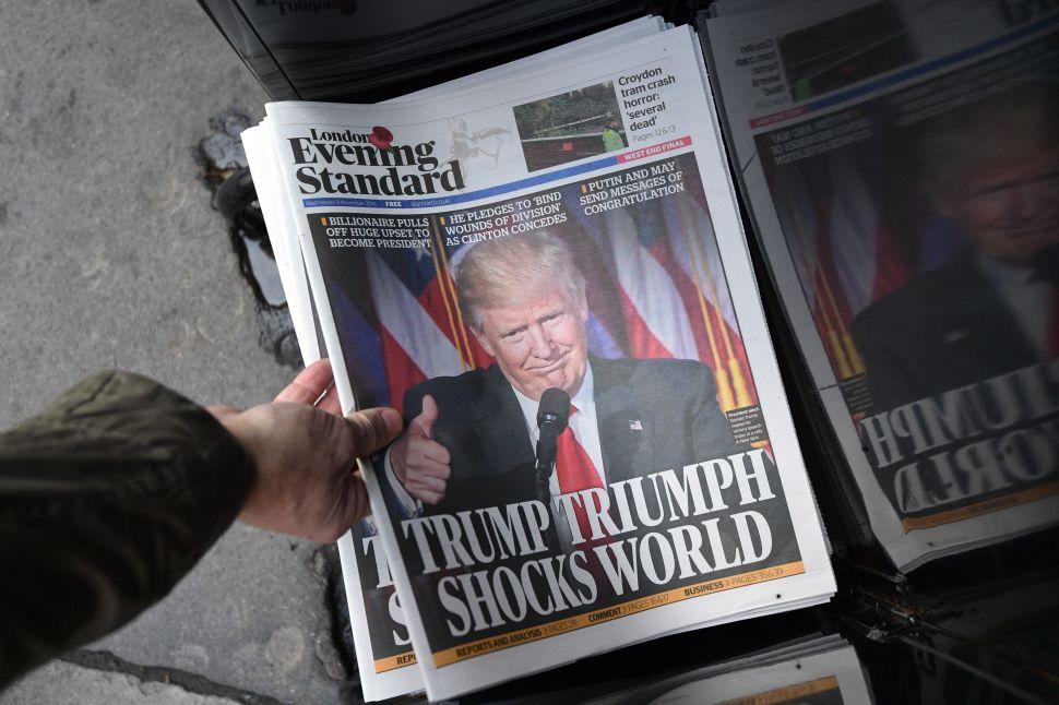 Trump Defeated Hillary and the Seemingly Dominant Media (SDM)