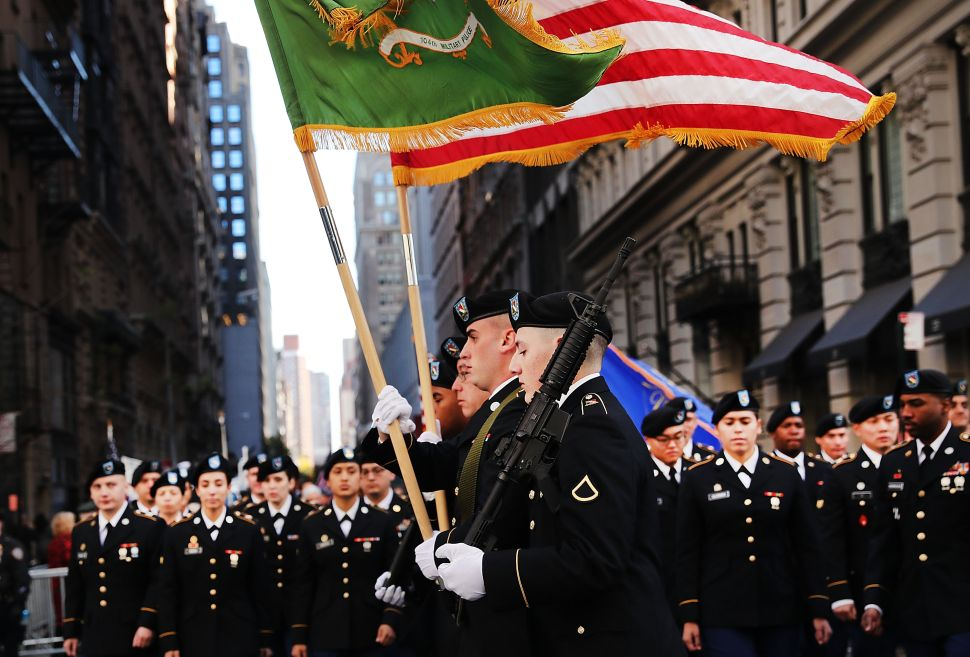 Honoring Veterans Requires More Than a Parade