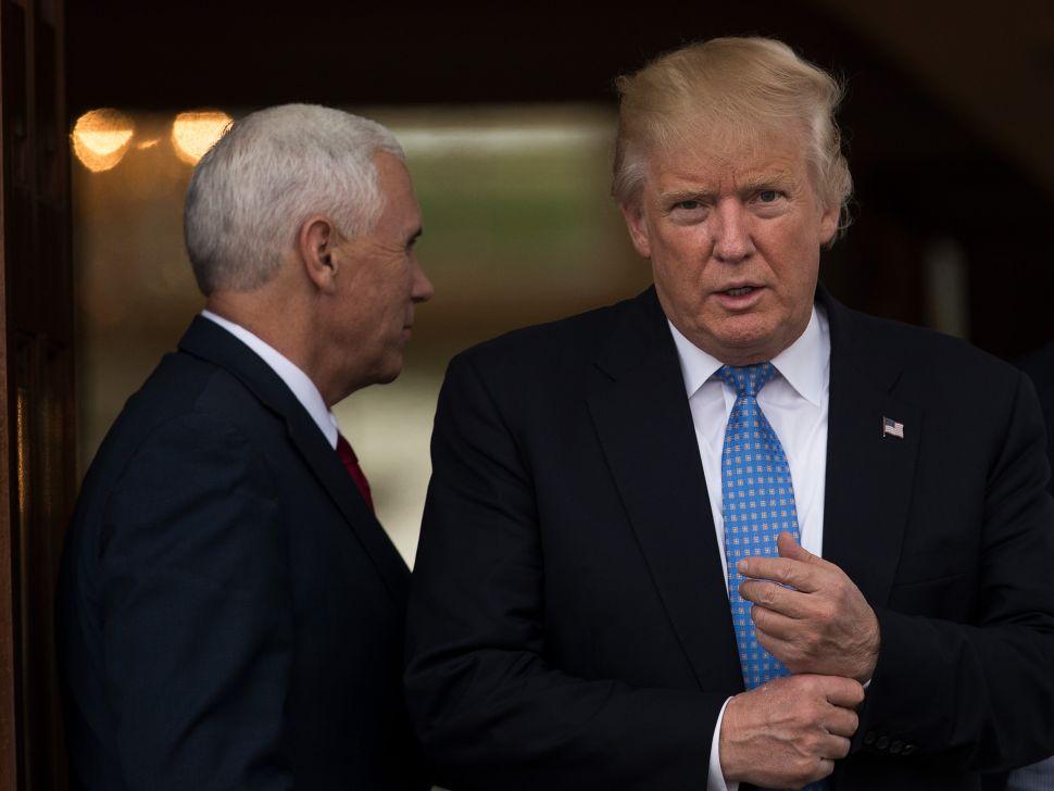 Outsider Republican Gubernatorial Hopefuls Bet on Trump Insurgency