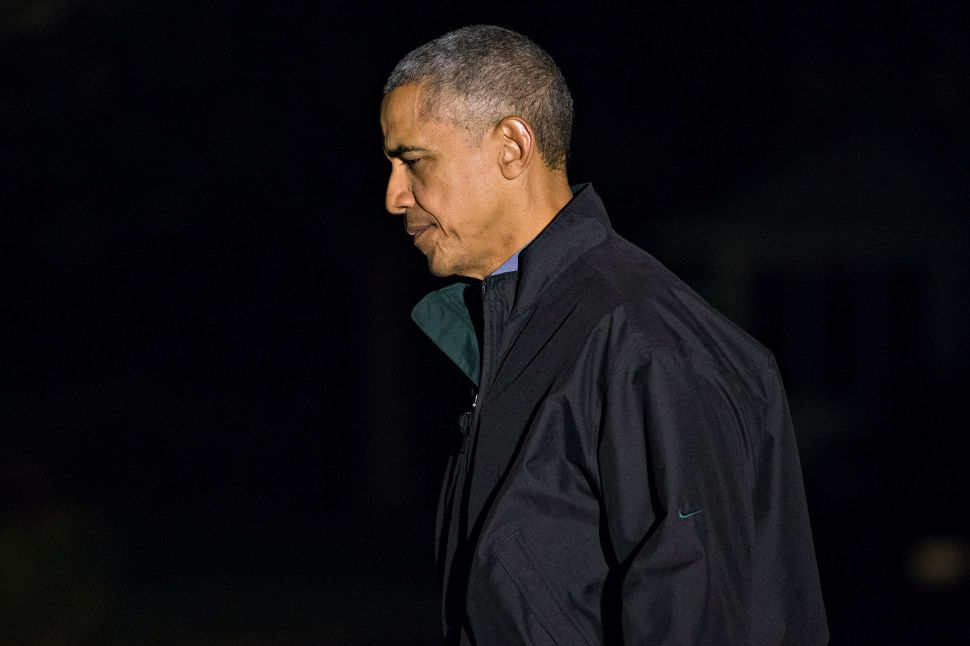 The Kremlin Didn't Sink Hillary—Obama Did