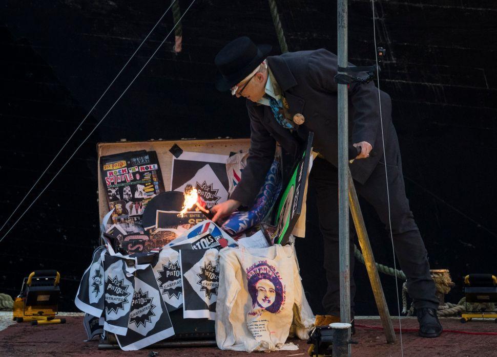 Sex Pistols Archivist Johan Kugelberg on 'Punk Rock Jabroni' Joe Corré