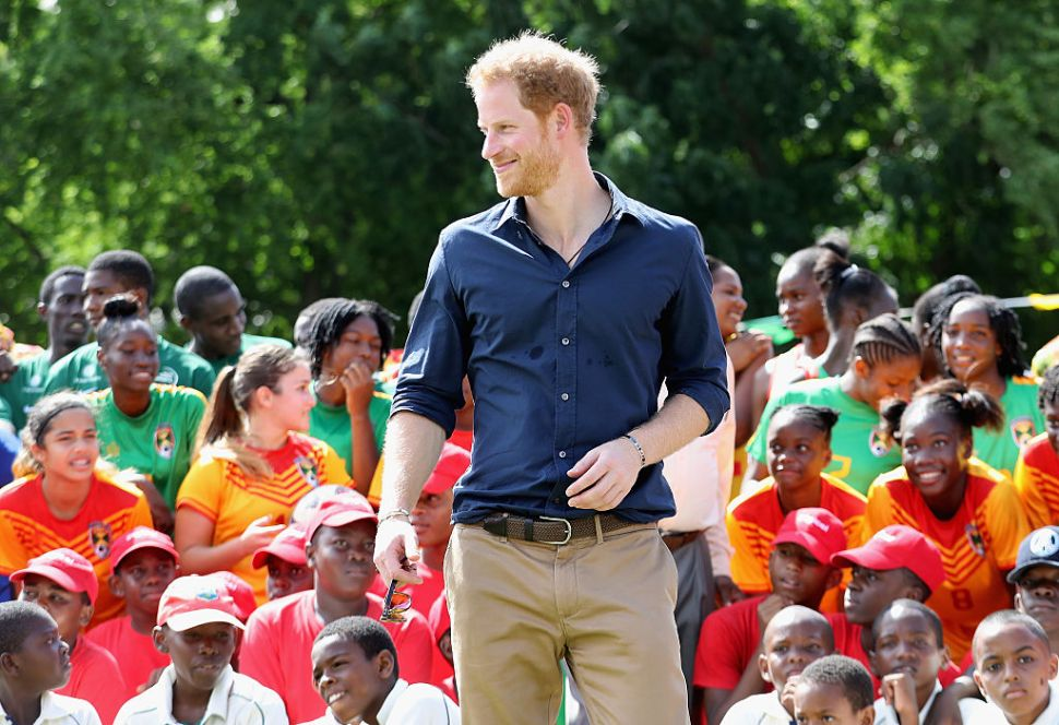 Prince Harry Is Offering a Royal Internship