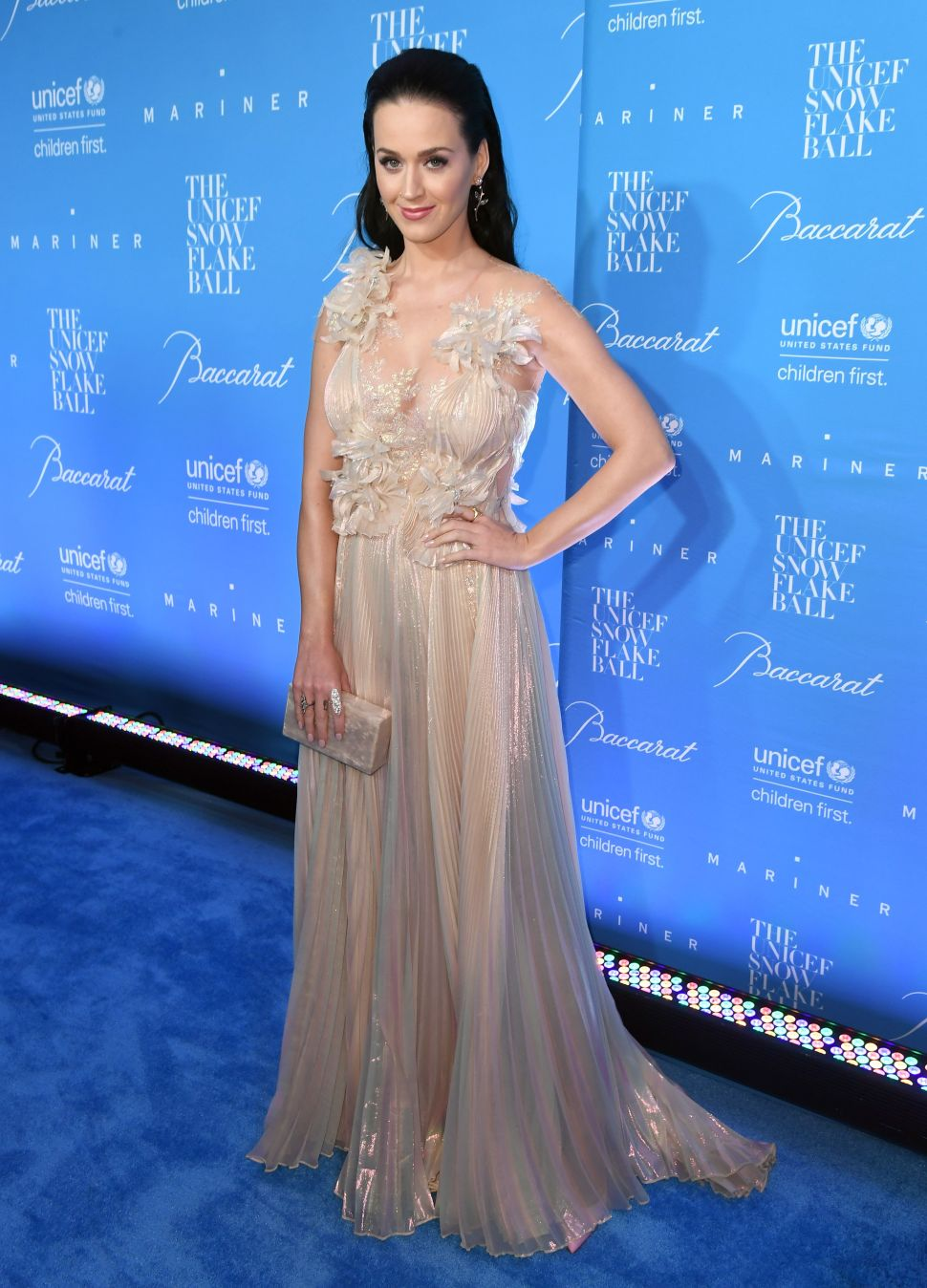 Katy Perry and Jennifer Lawrence Make Ethereal Dressing a Trend