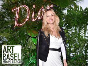 MIAMI, FL - NOVEMBER 29: Petra Nemcova attends the Dior Lady Art Miami launch event on November 29, 2016 in Miami, Florida. (Photo by Mike Coppola/Getty Images for Christian Dior Couture )