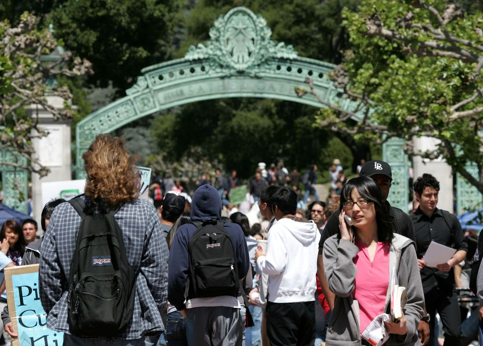 Curriculum of Israel Hatred on U of California Campuses