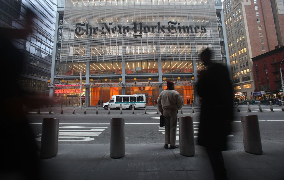 The New York Times Just Became Much Less Vulnerable to Online Attack