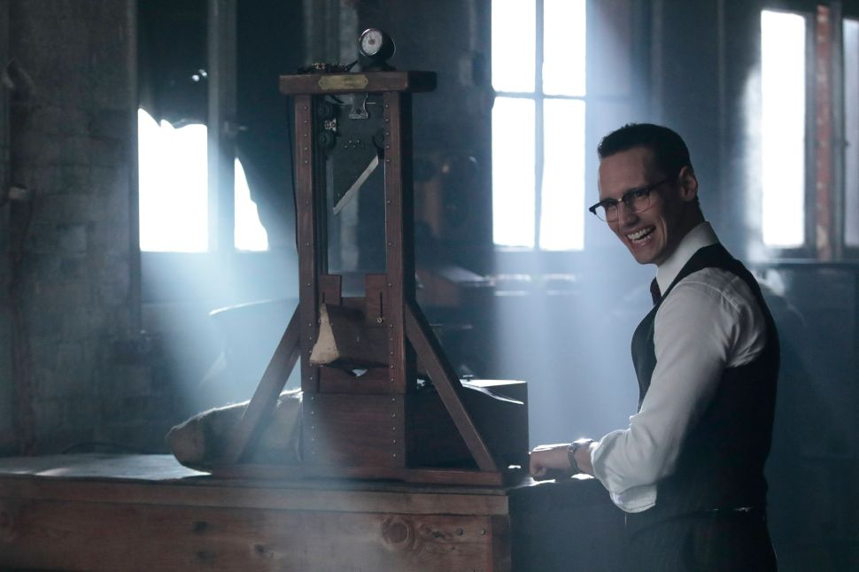 'Gotham' Reference Guide 3×10: Nip the Tip