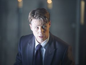 Ben McKenzie as Jim Gordon.
