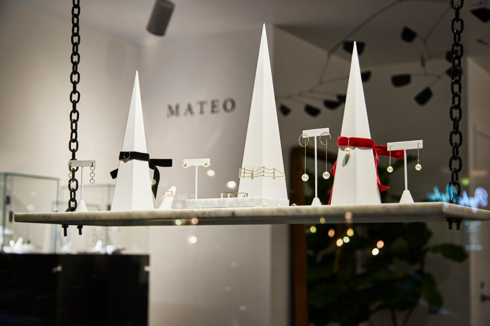 Mateo New York Gets Personal With a Downtown Jewelry Boutique