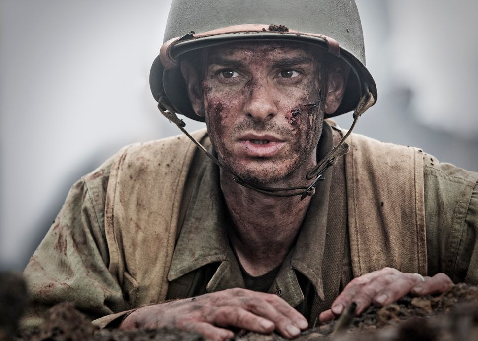 Mel Gibson's 'Hacksaw Ridge' Is the Best War Film Since 'Saving Private Ryan'