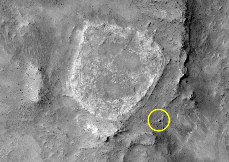 Scientists Think They Finally Found Evidence of Ancient Life on Mars
