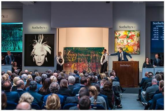 Auction Autopsy: Christie's, Sotheby's and Phillips Imp/ Mod and Contemporary Sales
