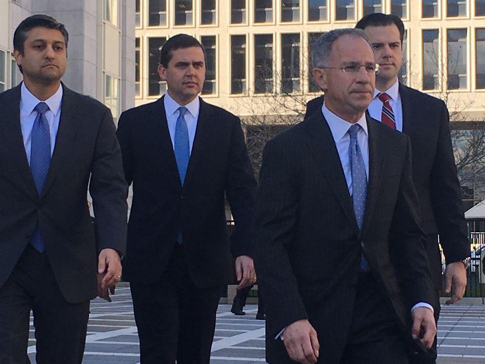 Bridgegate Defense Attorneys Will Appeal Guilty Verdict, Possibly Seek Retrial