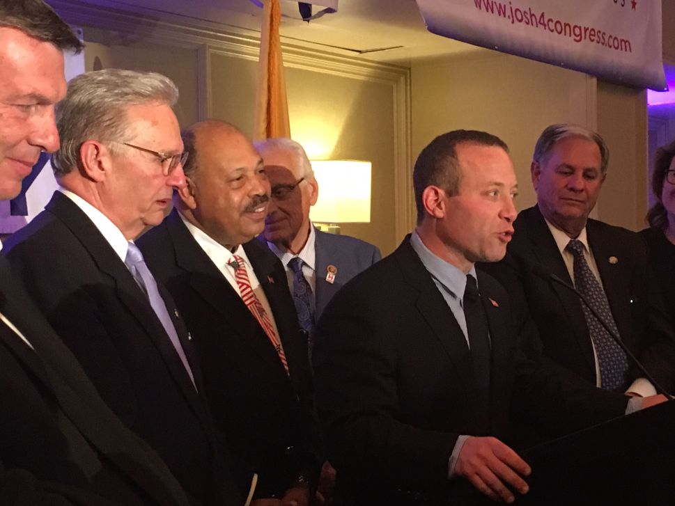 Gottheimer Celebrates Underdog Victory in NJ's Fifth Congressional District