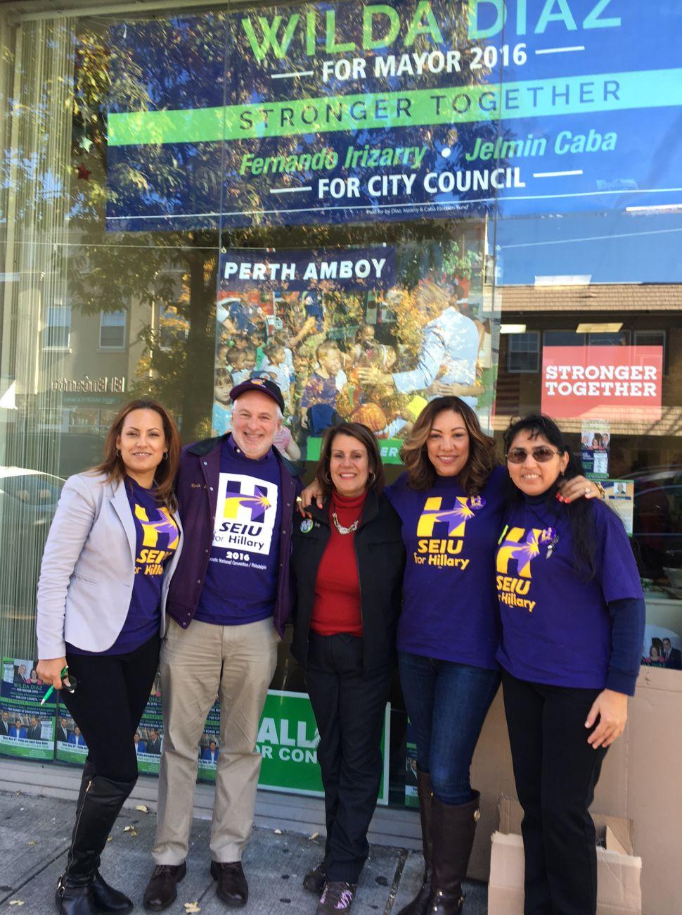 Perth Amboy Mayor Says City's Latino ...