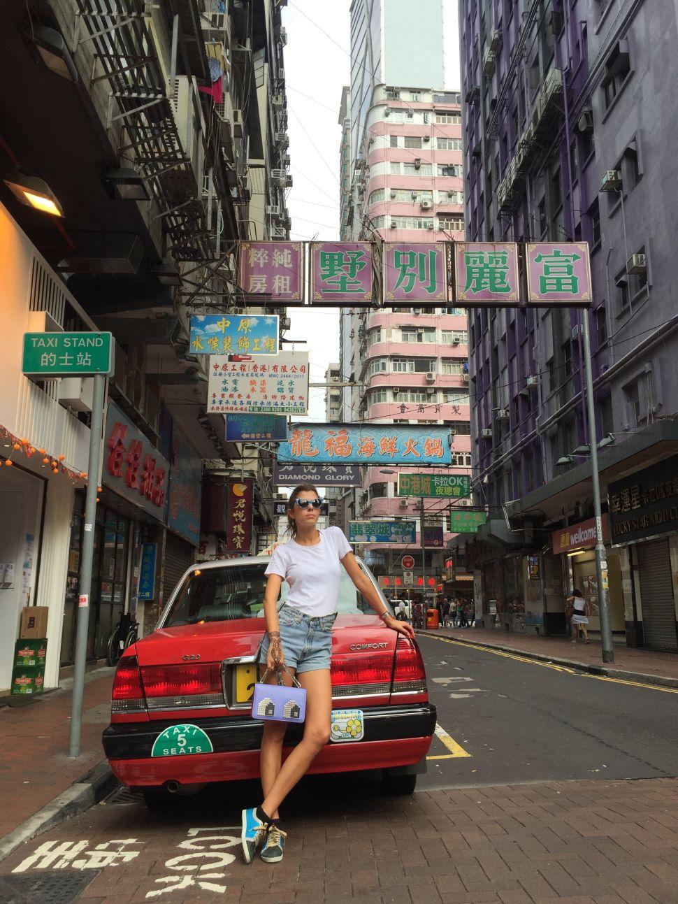 How to Shop, Eat and See Hong Kong Like a Handbag Designer