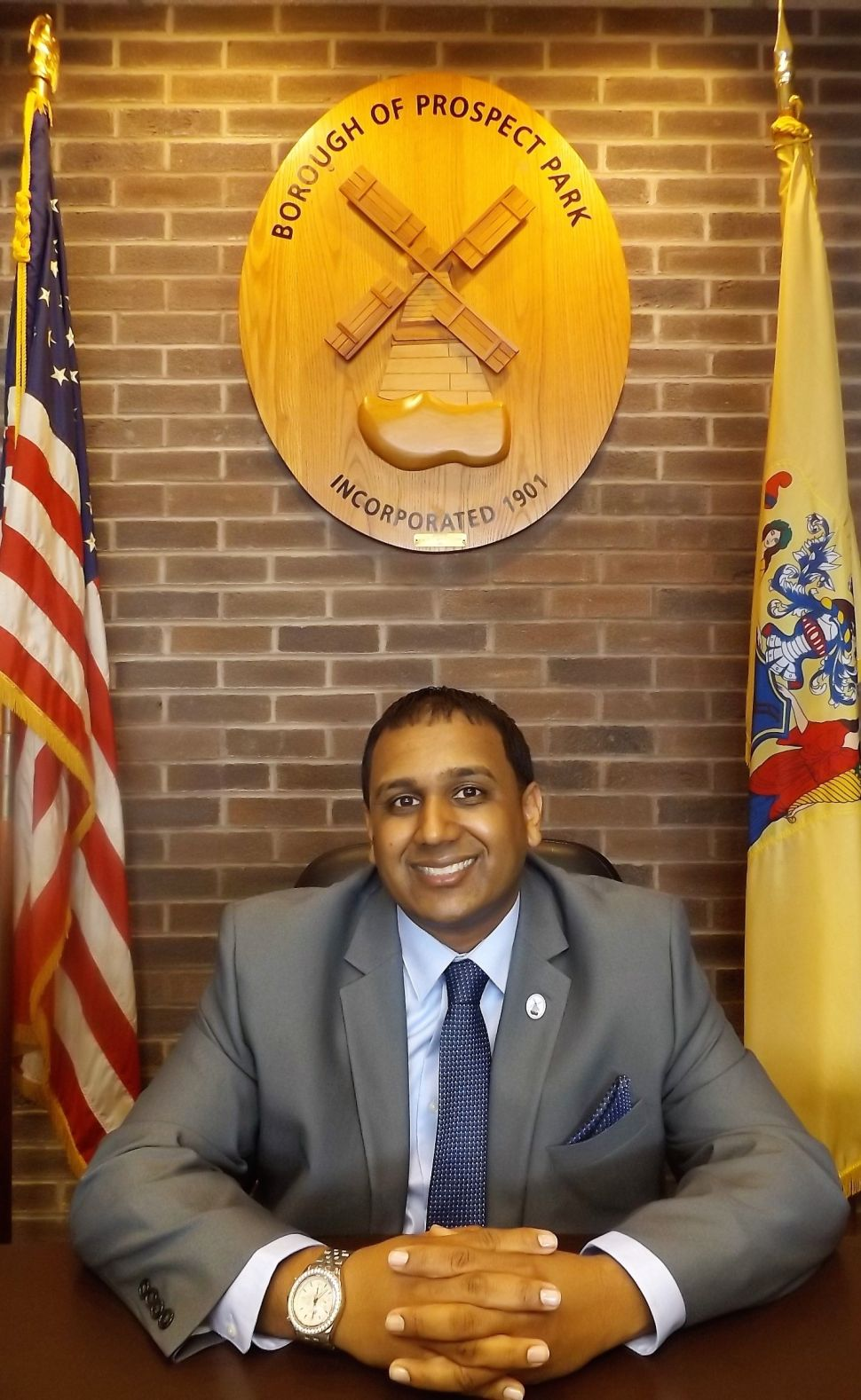 First Indian-American Elected to Prospect Park Council
