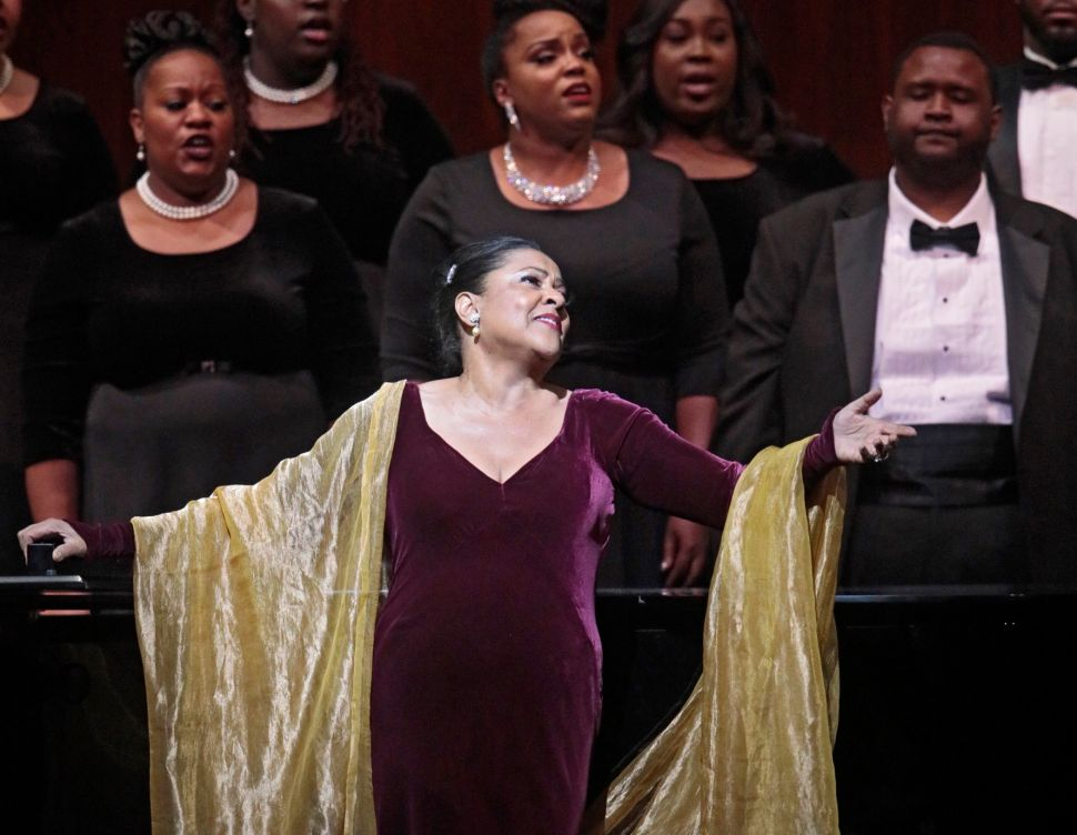 After 22 Years, Kathleen Battle Returns to the Met—With a Message of Hope