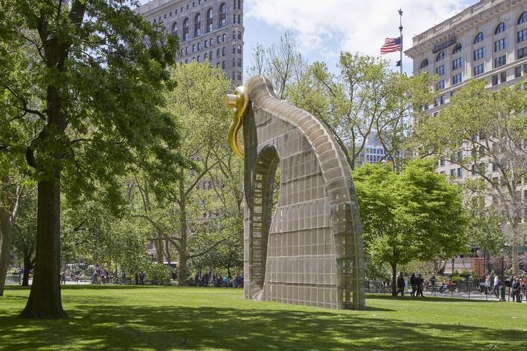 Midtown South's Plentiful Public Art: Slideshow