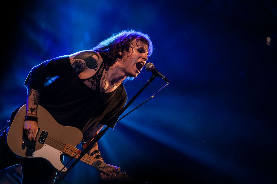Laura Jane Grace Reveals Her Trans Struggle in Vulnerable Autobiography