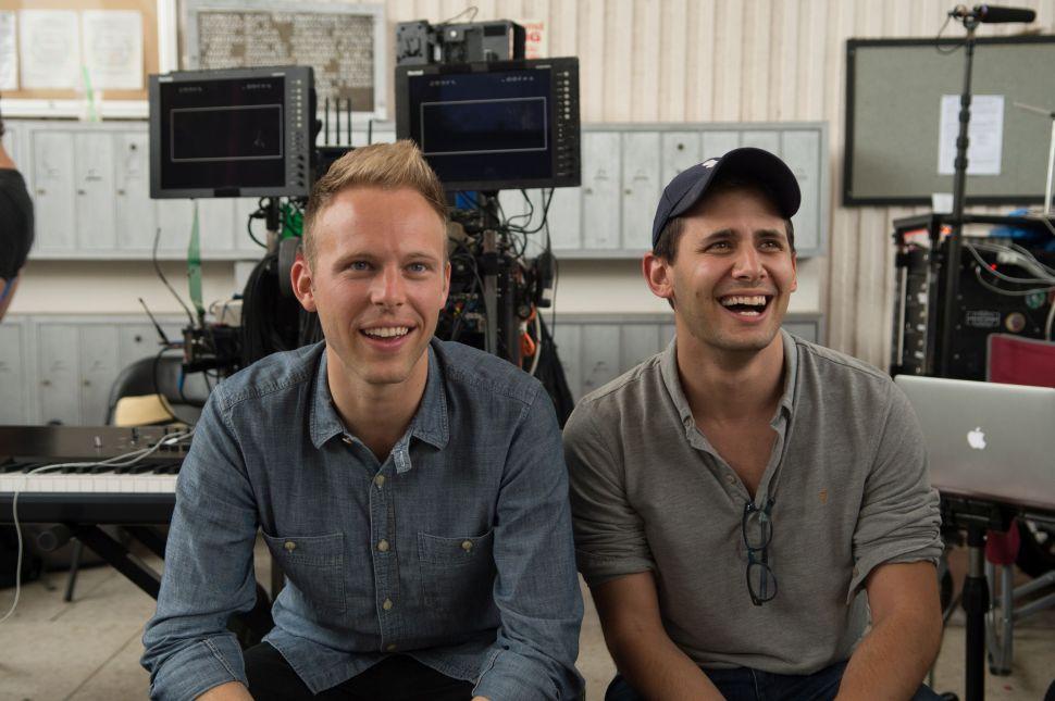 Millennial Musical Theater Composers Go From Great White Way to 'La La Land'
